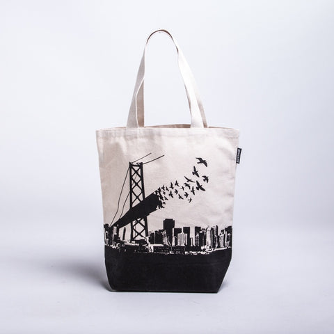 Bay Bridge Tote