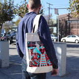 SF Lovers Forever Tote