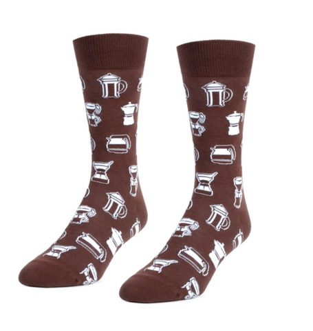 Coffee Coffee Mens socks