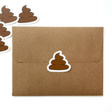 Poop sticker pack