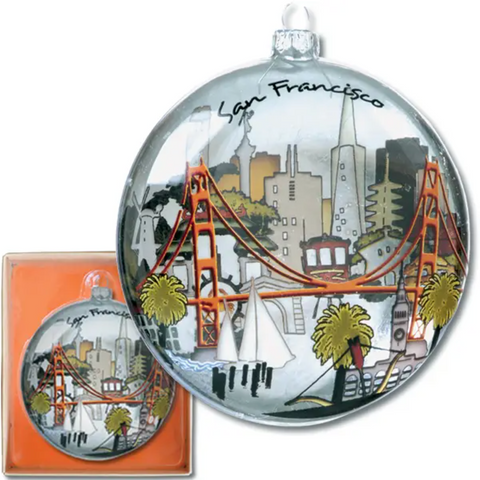 The City Ornament