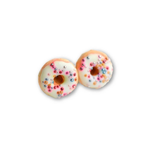 Scented Donut Earrings