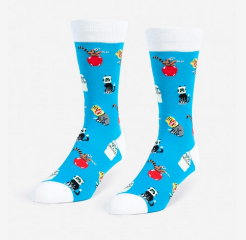 Stuck Cats Women's Socks
