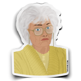 Sophia Golden Girls Sticker