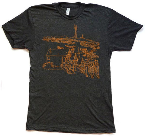 Sutro Tower Men's T-Shirt