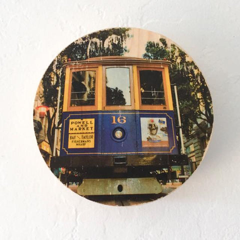 Cable Car Photo Transfer
