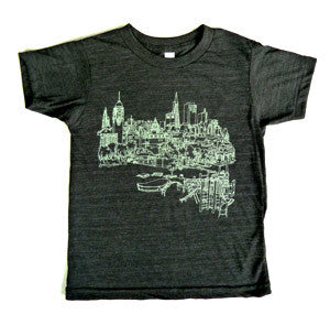 Dolores Park Kid's T-shirt