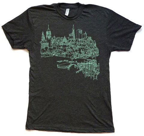 Dolores Park Men's T-Shirt