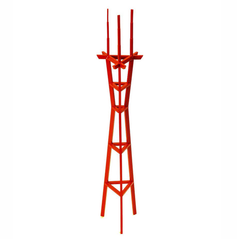 Aluminum Sutro Tower
