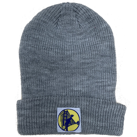 Warriors Dino Patch Beanie