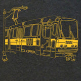 Muni Bus Men's T-Shirt