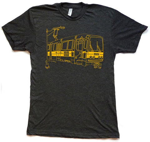 Muni Car Men's T-Shirt
