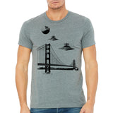 San Francisco Star Wars Men's Tshirt