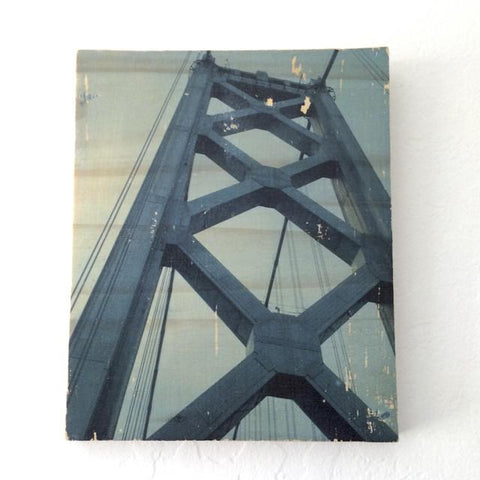 Sunroof: Bay Bridge Photo Transfer