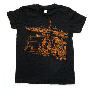 Sutro Tower Kid's T-shirt