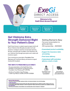 Direct Access Sheet (Pack of 50)