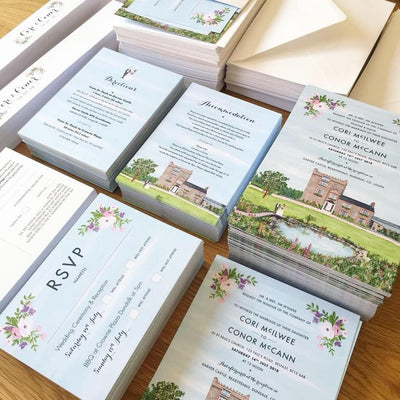 What is Bespoke Stationery?