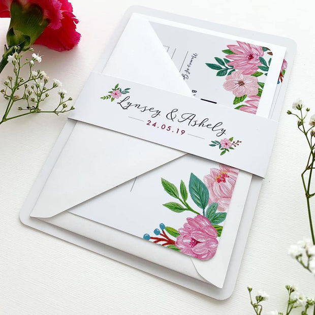 Belly Bands (Thick Folded Card)