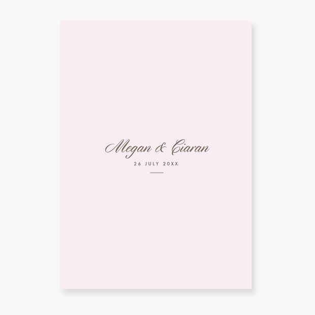 Allure Evening Invitation
