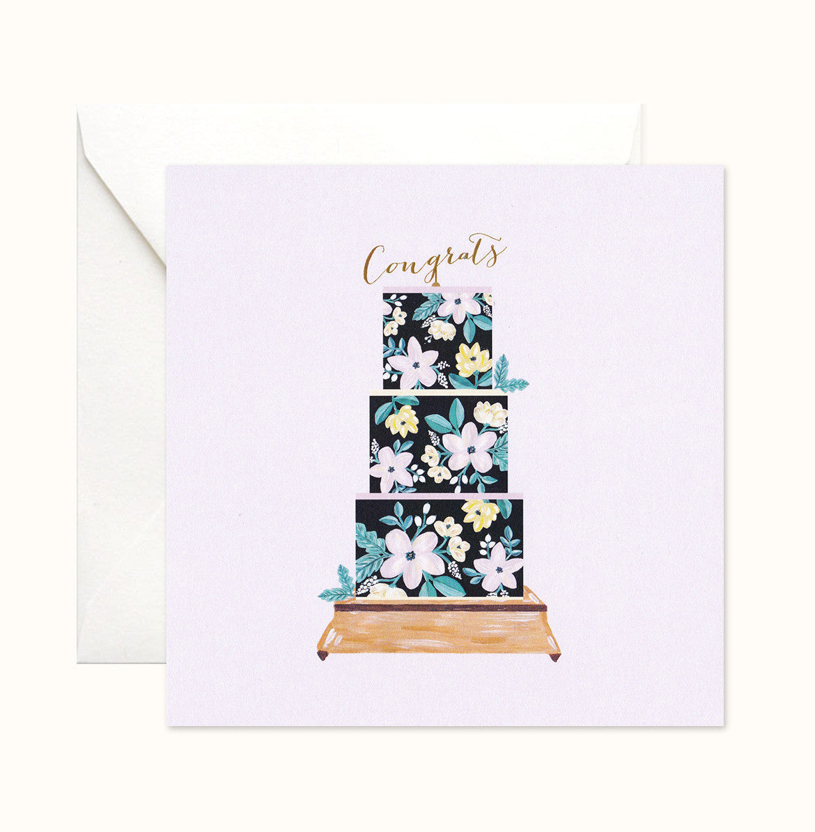 Adorn Congratulations Card