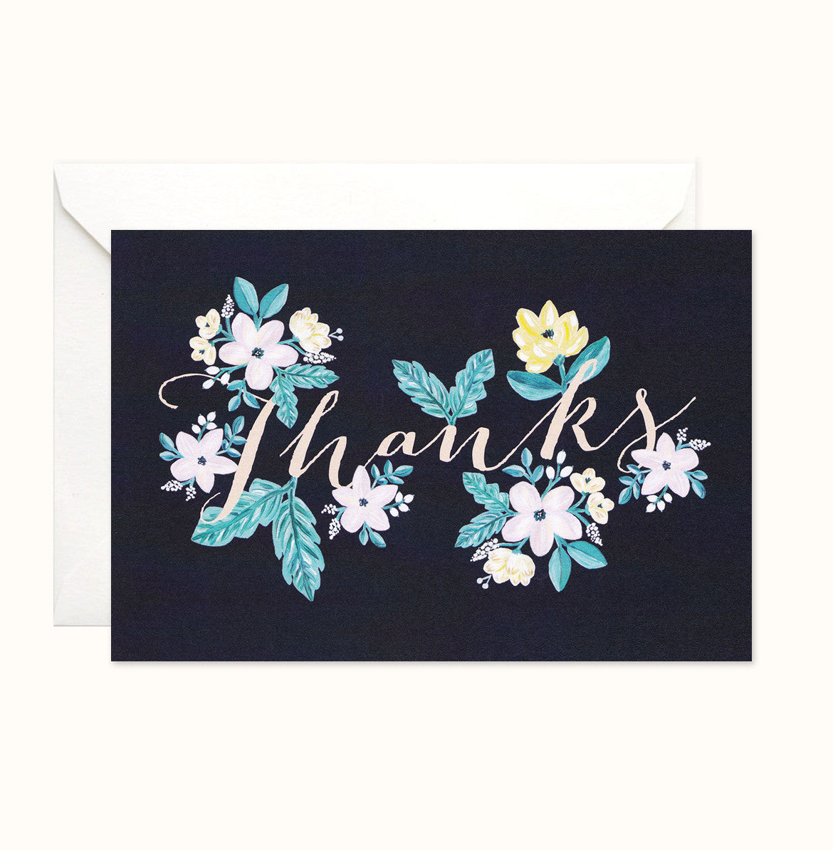 Adventurous Thank You card