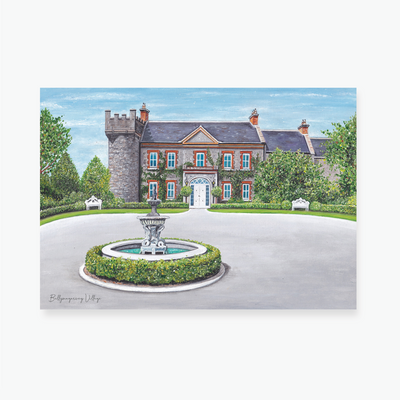 Ballymagarvey Village Art Print