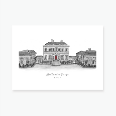 Bellinter House Art Print