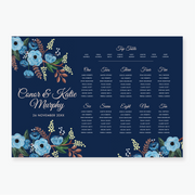 Countryside Table Plan