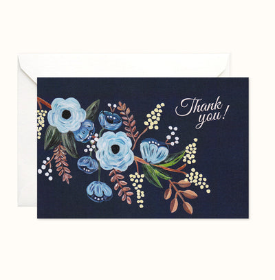 Country Love Thank You card