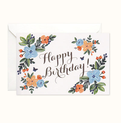 Country Birthday card