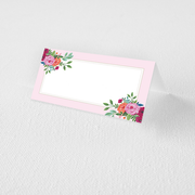 Wild Rose Place Cards