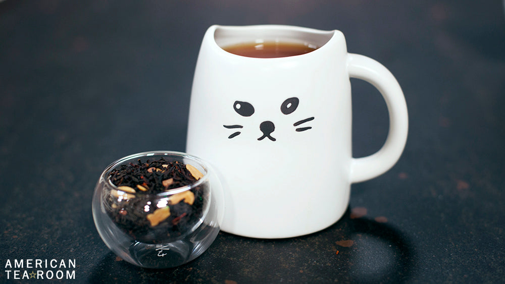 Japanese Cat Mug Set