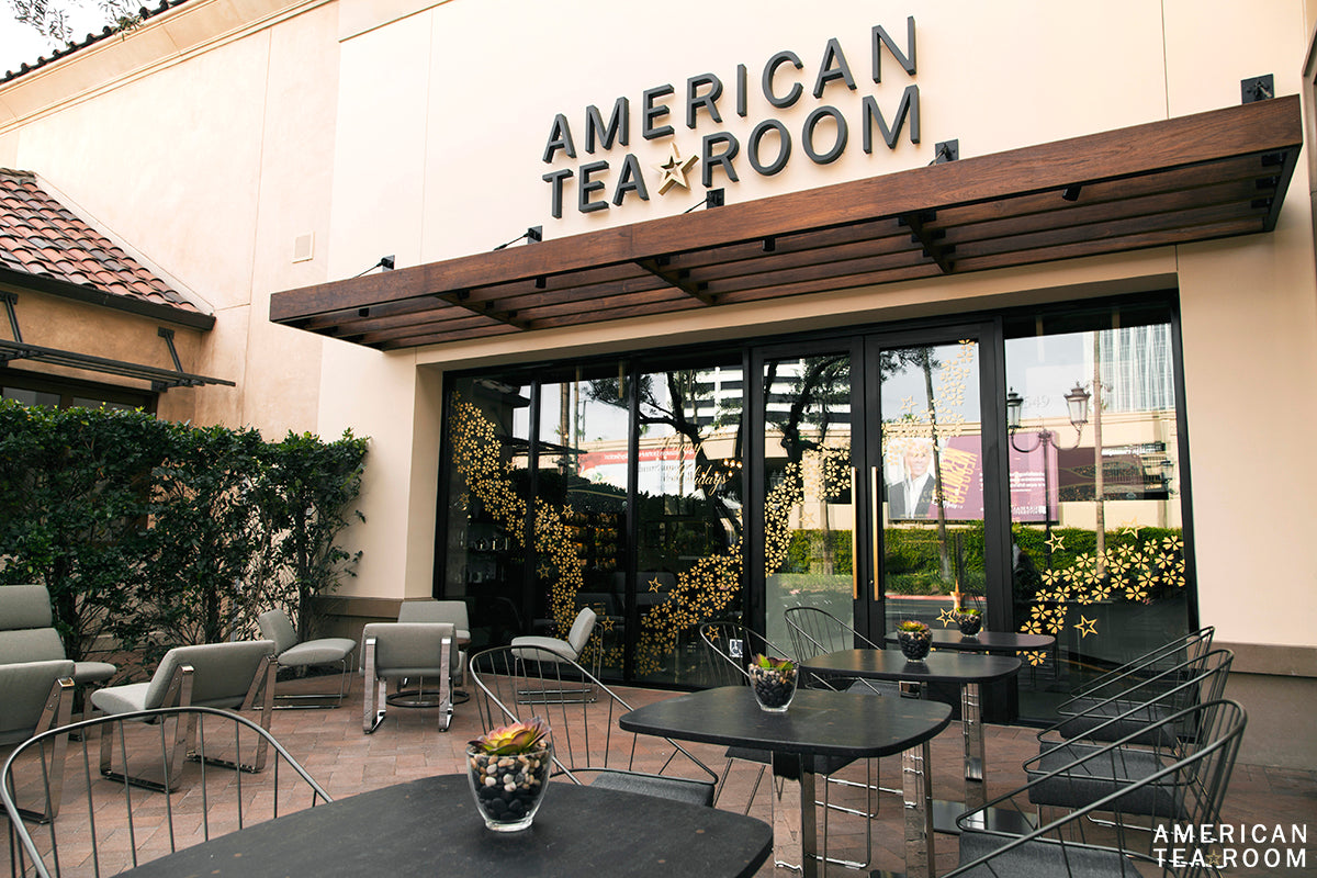 American Tea Room Newport Beach - Front of Store
