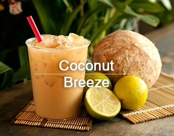 Coconut Breeze Iced Tea Recipe