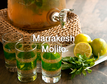 Marrakesh Mojito Iced Tea Recipe