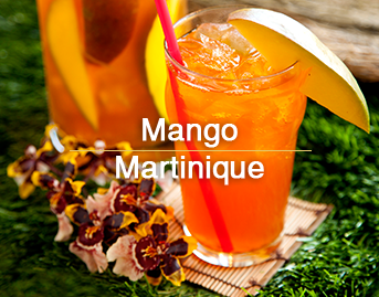 Mango Martinique Iced Tea Recipe