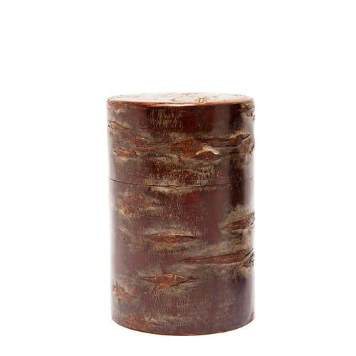 Cherry Bark Caddy - Unpolished - Small