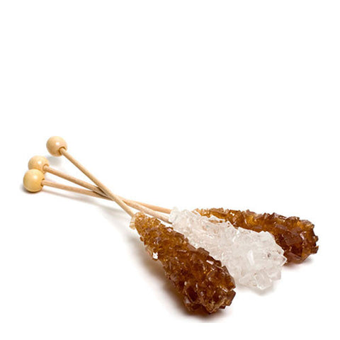Rock Candy Sugar Swizzle Sticks