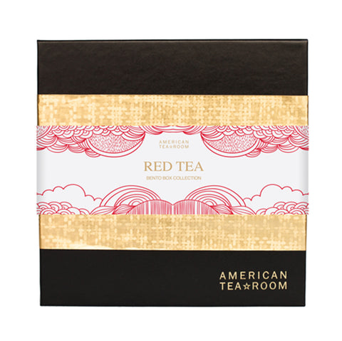Red Tea Bento Box Collection