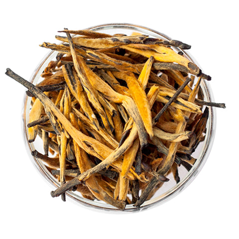 Golden Needle Yunnan 2016 Black Tea
