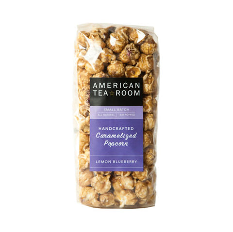 Lemon Blueberry Handcrafted Caramelized Popcorn