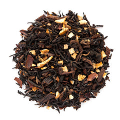 loose black mandarin tea