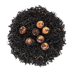 caramel loose black tea