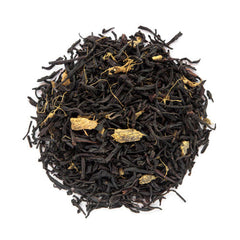 ginger loose black tea