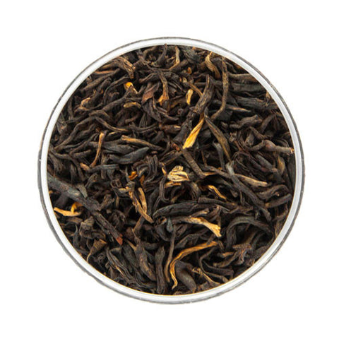 Golden Yunnan Organic Black Tea