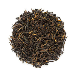 golden yunnan loose black tea
