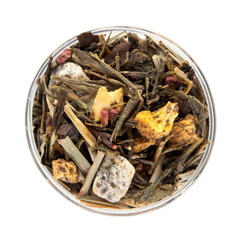 Bliss Organic Green & White Tea