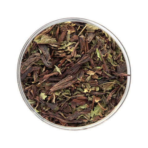 Coco De Menthe Organic Roasted Green Tea