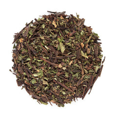 coco de menthe loose green tea