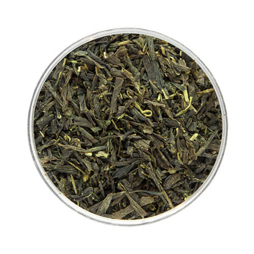 japanese sencha infused with bergamot